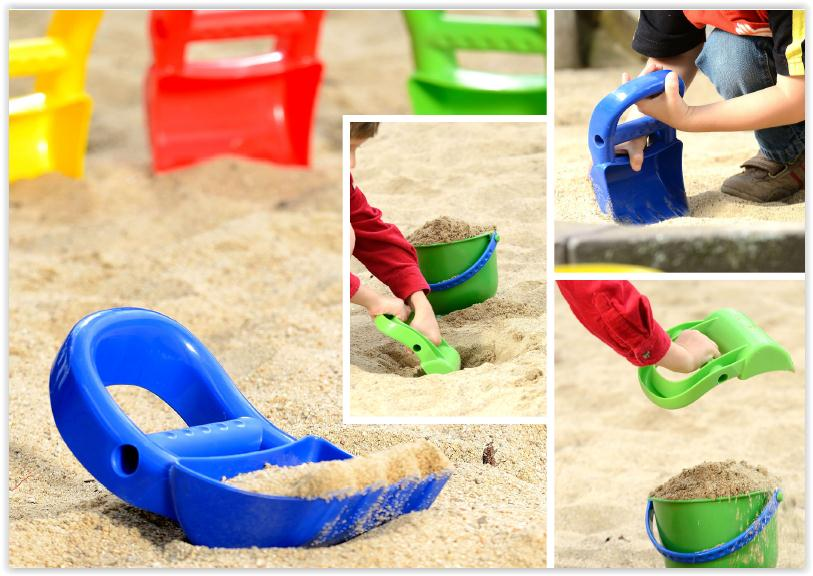 Sandkralle